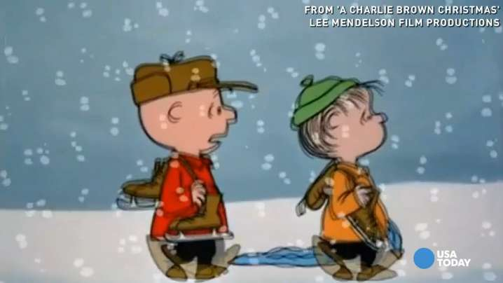 charlie brown voice actor headed to prison - Peanuts Christmas Special