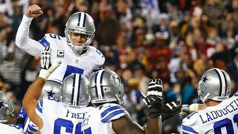 USA TODAY Sports' Tom Pelissero looks at Dallas' playoff hopes after a wild Monday night win.