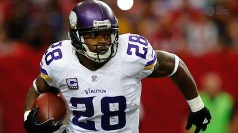Vikings running back Adrian Peterson stood by his criticism on Tuesday.