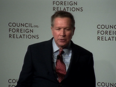 Kasich: No Way Trump Will Be President