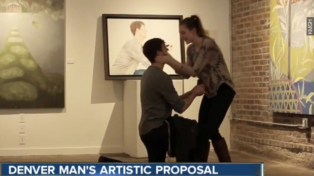 The most memorable proposals of 2015