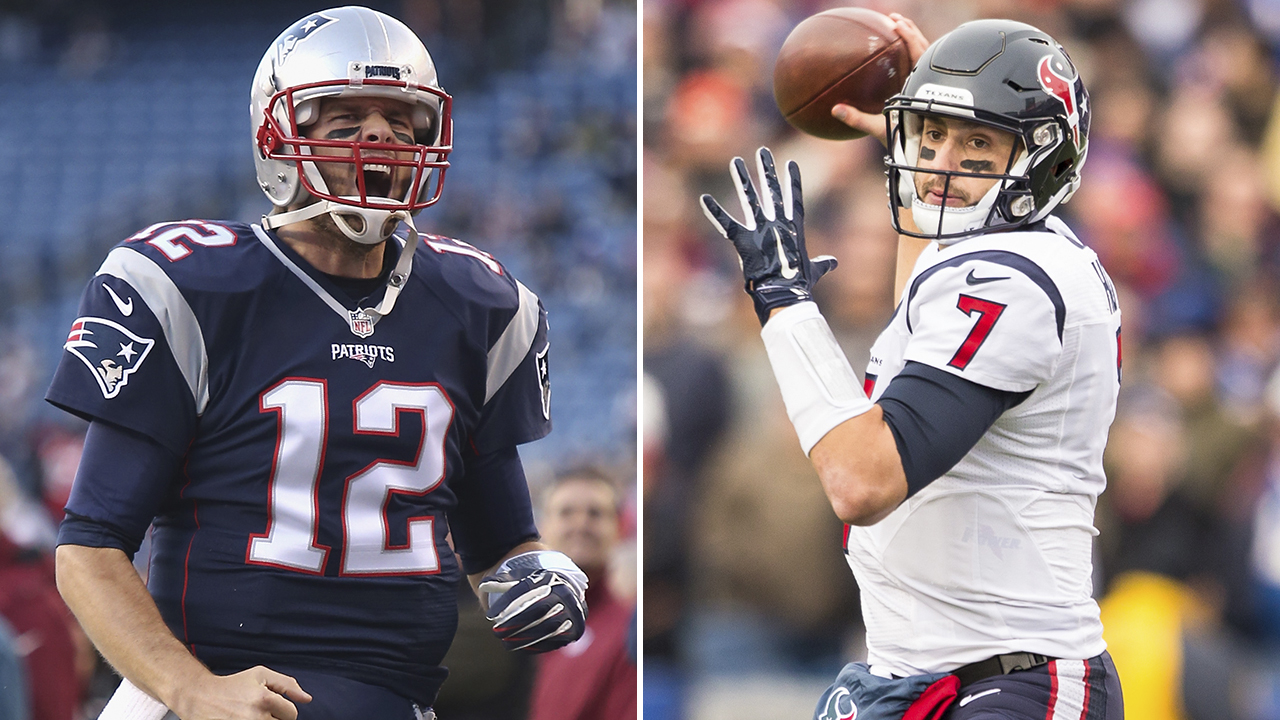 Patriots vs. Texans: Brian Hoyer, Bill O'Brien look to hand old team its third straight loss