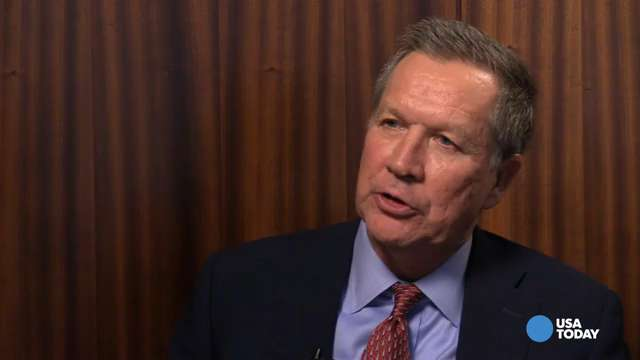 Kasich says Trump nomination could imperil Republican candidates down the ballot