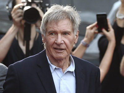 Harrison Ford: 'Star Wars' Mentor