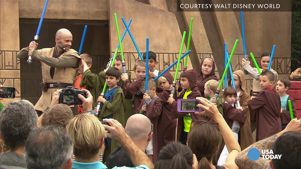 Star Wars: Join the dark side at Walt Disney World