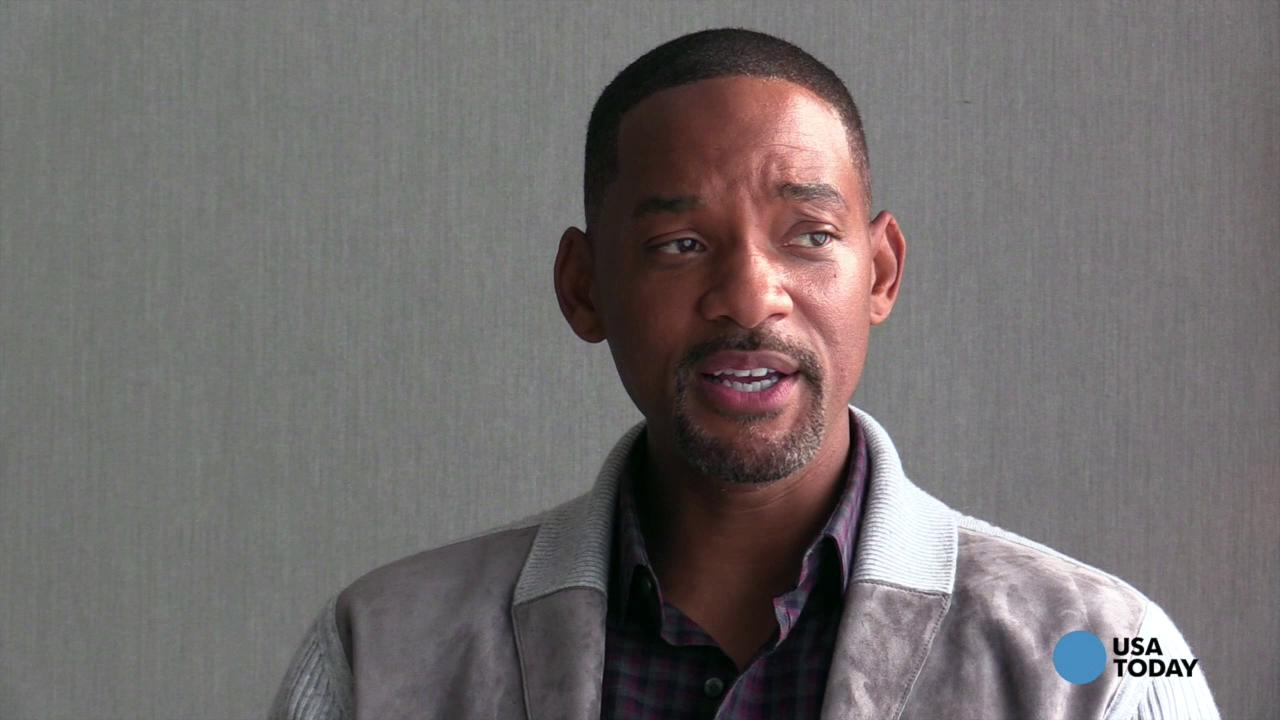 Will Smith on Golden Globe nomination: 'I was asleep'