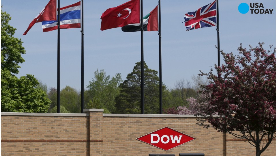 Dow Chemical, DuPont reach deal on merger