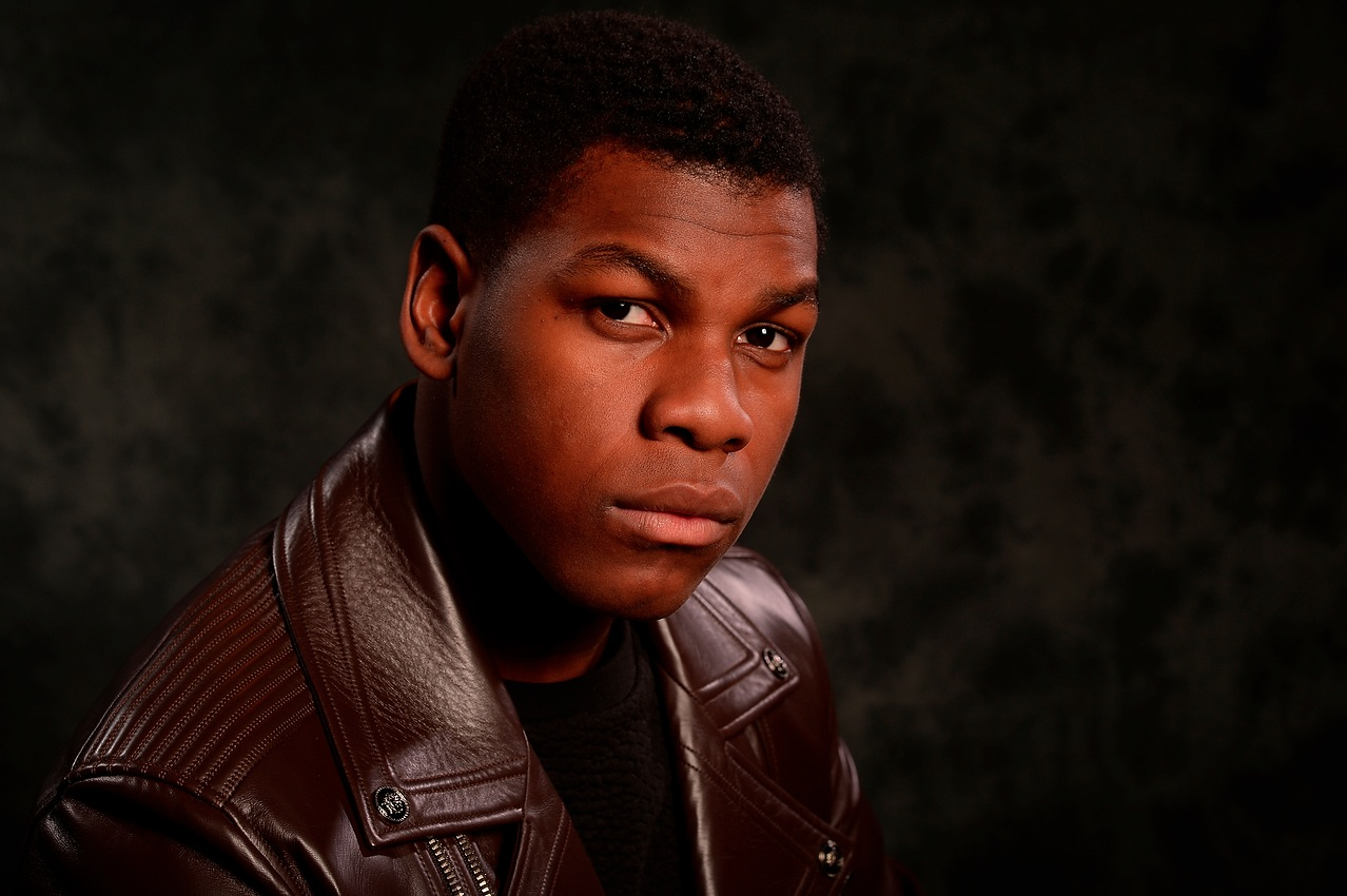 John Boyega answers a 'Star Wars' fan's question