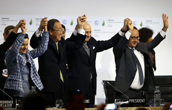Delegates from 195 countries have approved a historic climate accord that seeks to slow the rise of greenhouse gasses. Here is what you need to know about the Paris Agreement.