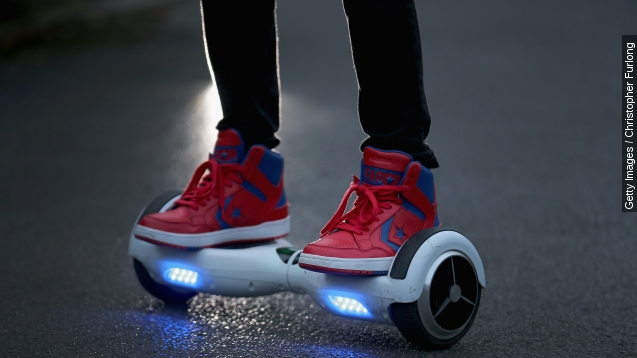 Amazon pulls majority of Hoverboards due to safety concerns