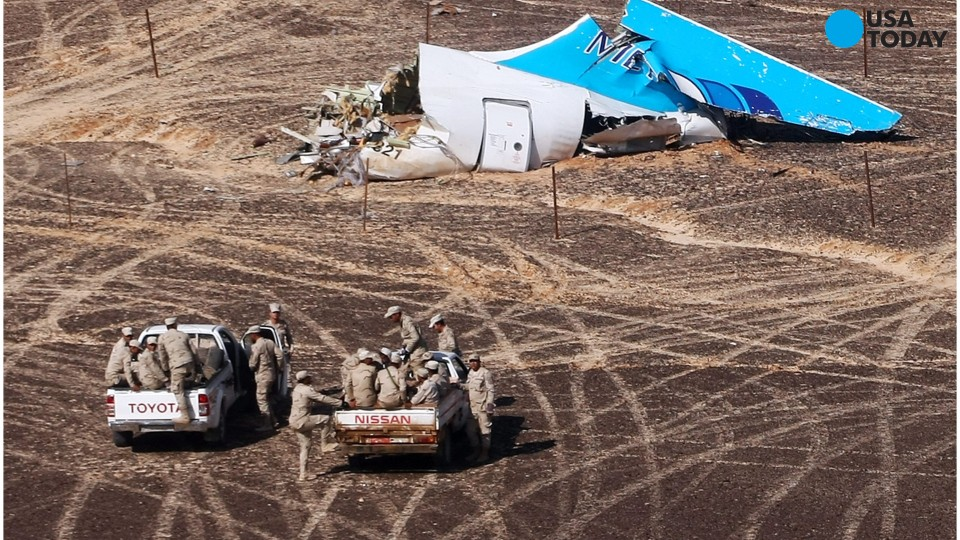 Egypt says there is no evidence of terrorism in Metrojet plane crash