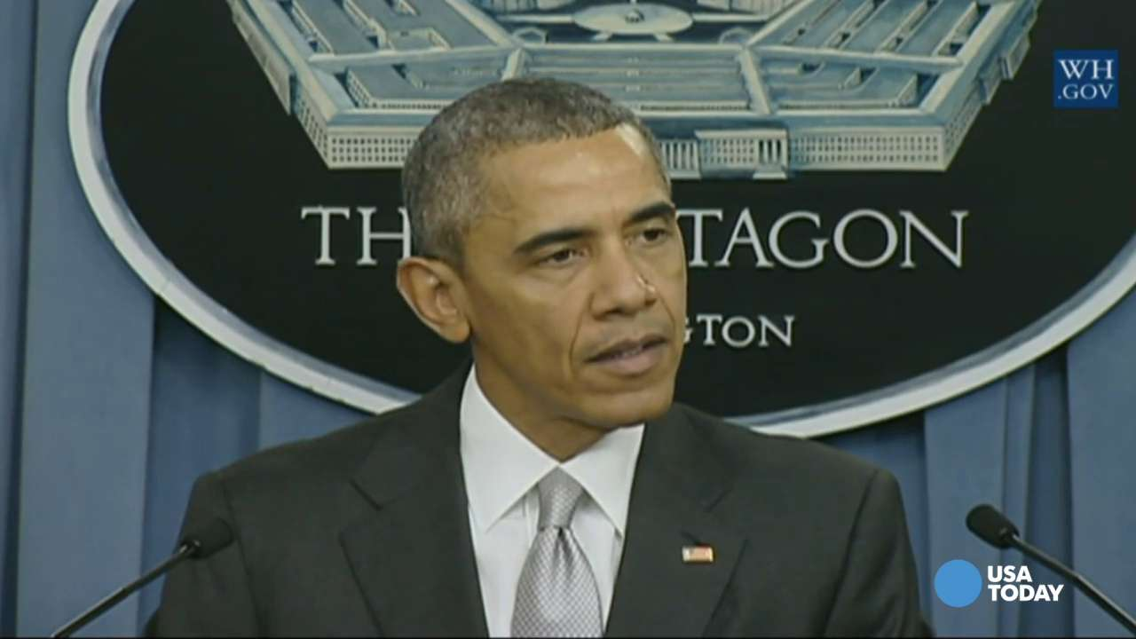 Obama: We are hitting ISIL harder than ever