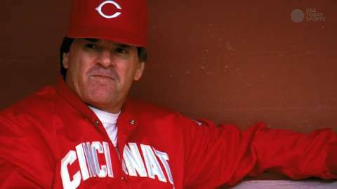 USA TODAY Sports reports on MLB commissioner Rob Manfred's decision to not reinstate Pete Rose.