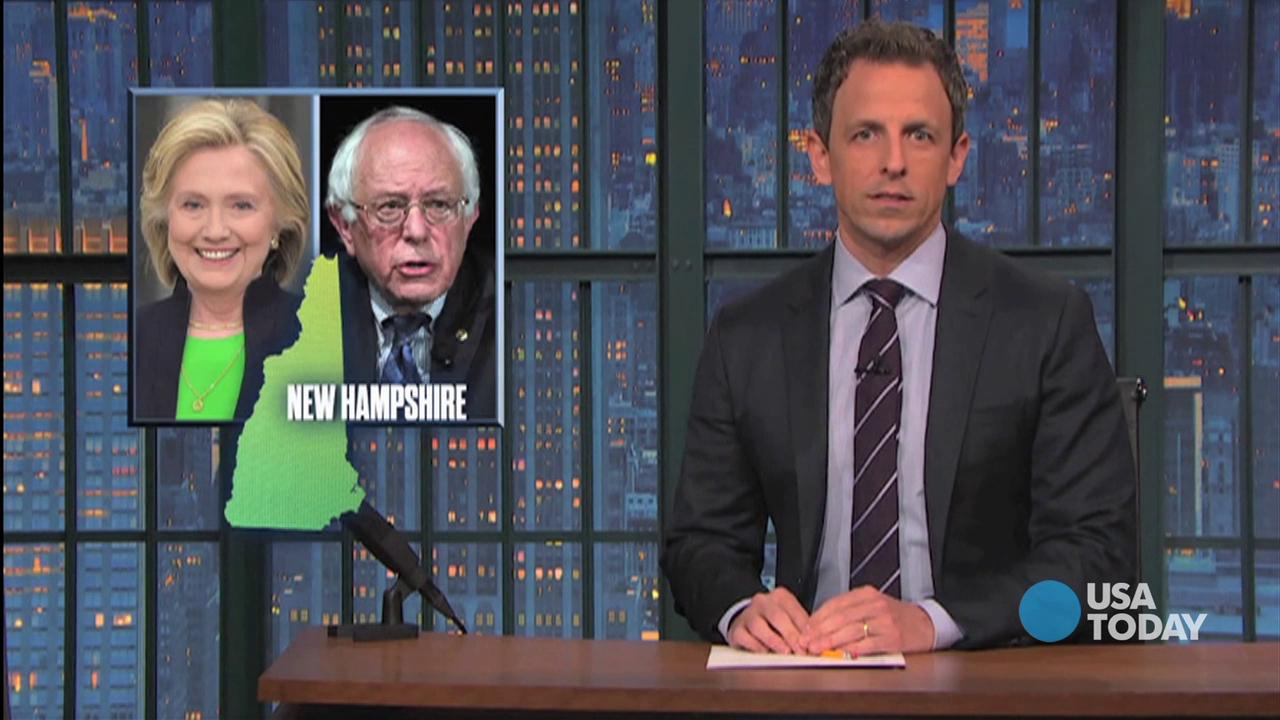 Watch our favorite jokes about Democratic candidates Hillary Clinton, Bernie Sanders and Martin O'Malley, then vote for yours at opinion.usatoday.com.