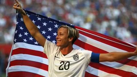 USA TODAY Sports' Martin Rogers breaks down the legacy of retiring USWNT legend player Abby Wambach.