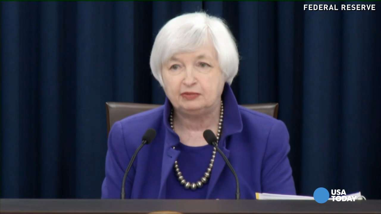 Fed raises interest rates for first time since 2006