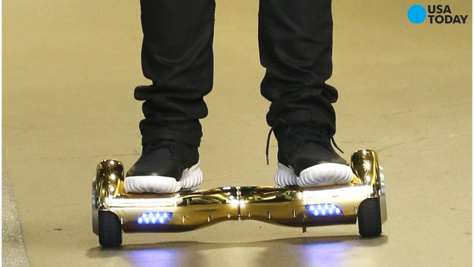 Amazon warns customers to discard defective hoverboards
