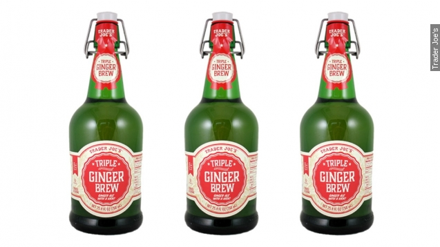 Trader Joe's recalls Triple Ginger Brew due to 'bursting' bottles