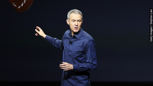 Apple Names Jeff Williams new COO