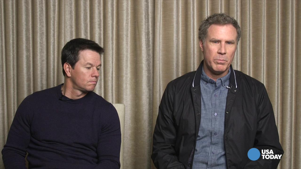 Wahlberg, Ferrell together again in 'Daddy's Home'