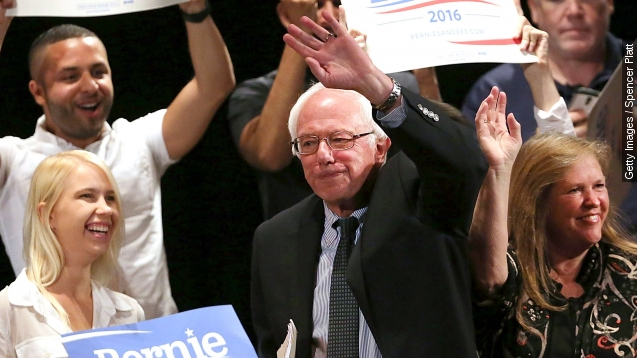 Bernie Sanders keeps proving he doesn't need big donors