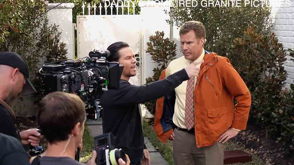 Ferrell, Wahlberg together again in 'Daddy's Home'