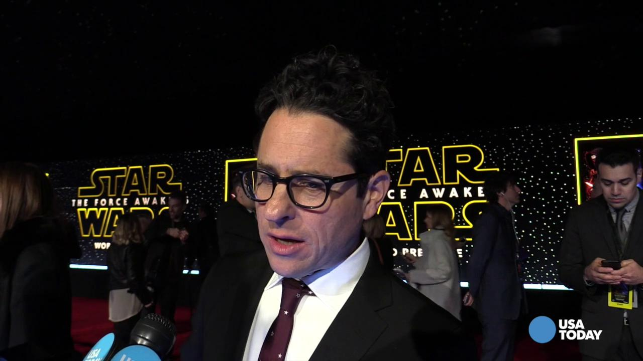 J.J. Abrams 'George Lucas was brilliant'