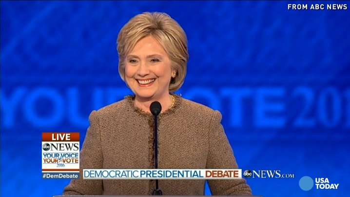 Best moments from 3rd Democratic debate in 3 minutes
