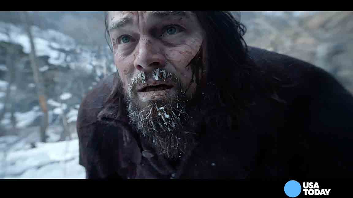 Leo DiCaprio: 'The Revenant' challenge was the cold