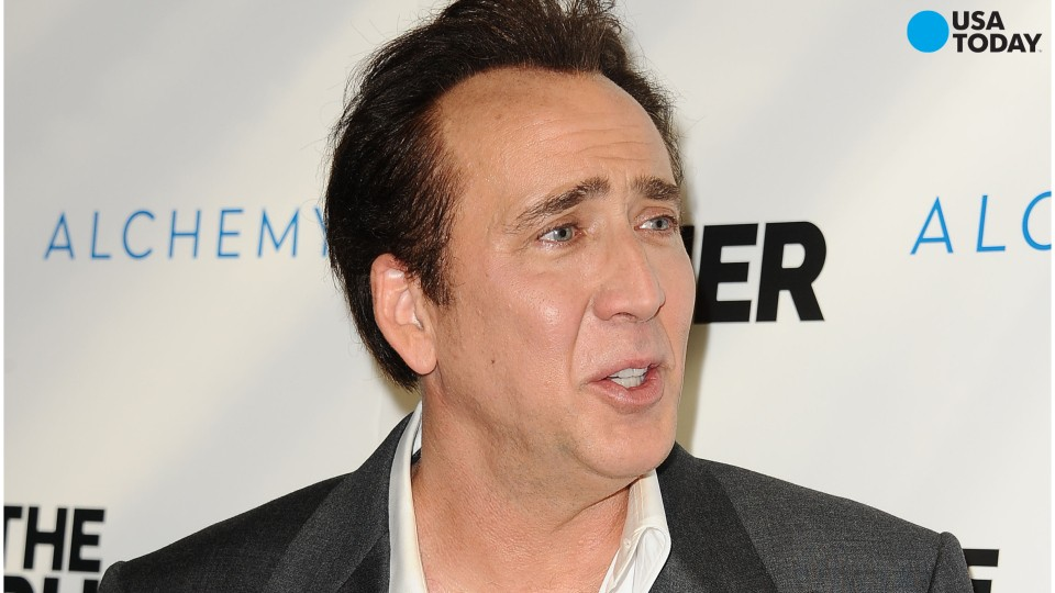 Nicolas Cage to give back dinosaur skull to Mongolia