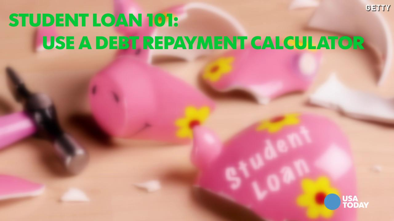 This year, commit to putting even just $5 to $10 more a month toward student loans.