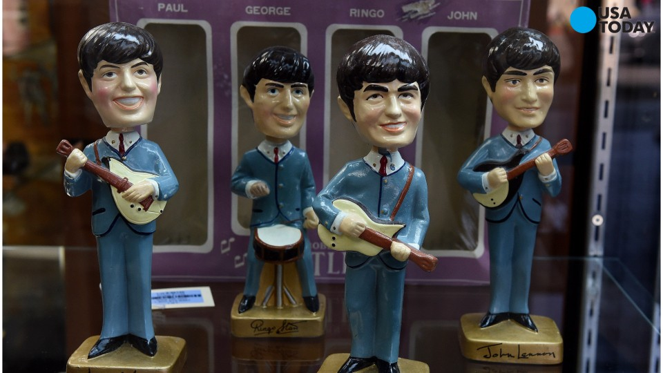 Beatles music to start streaming on Christmas Eve