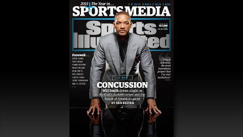 Behind the Shoot: Will Smith's 'Concussion' cover shoot