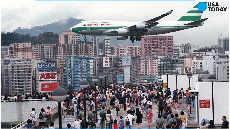 The world's 8 scariest airport runways