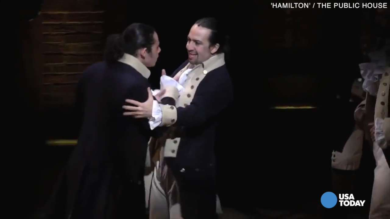 Theater Person of the Year: Lin-Manuel Miranda
