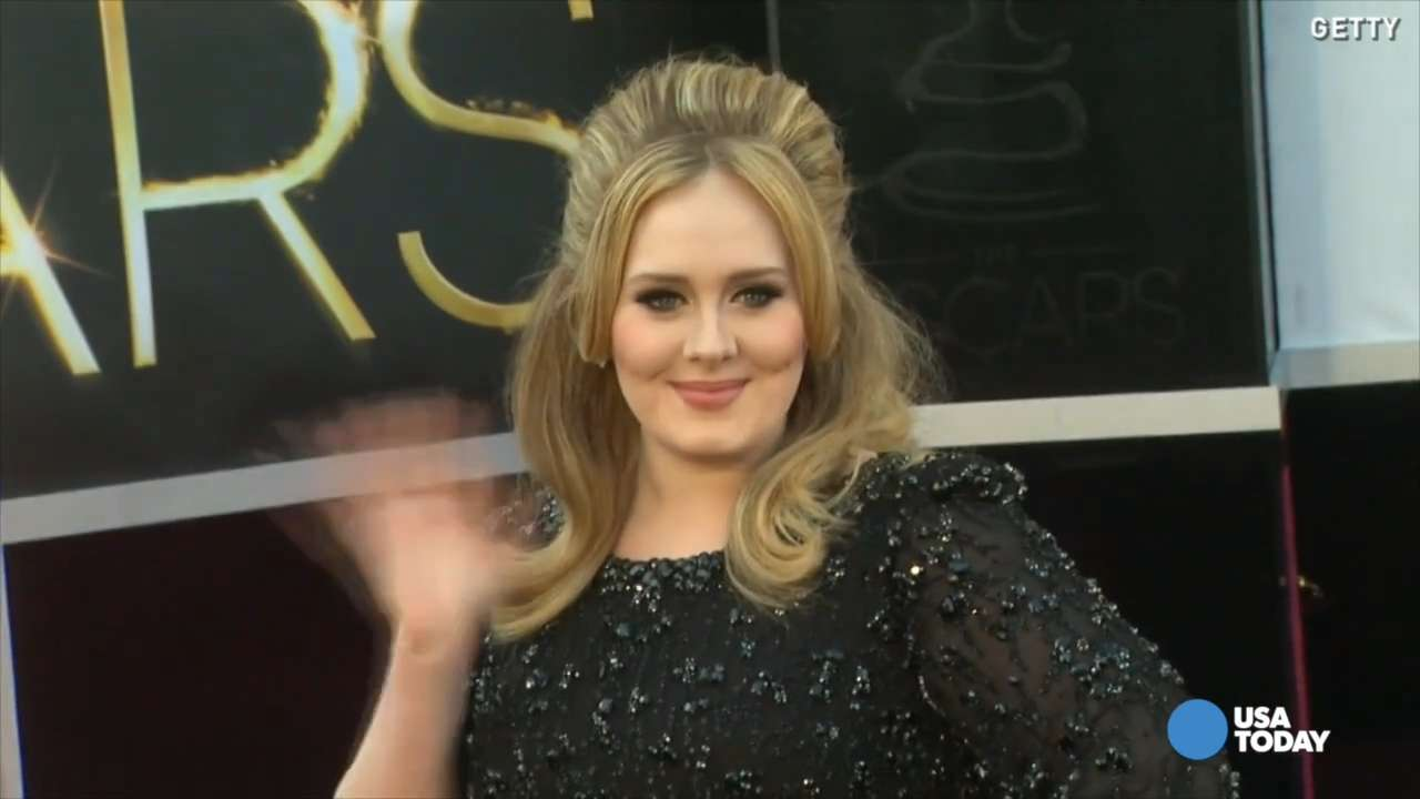 Music Person of the Year: Adele
