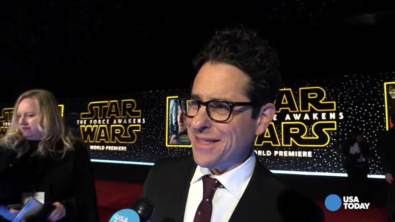 """""""Star Wars"""" fan J.J. Abrams has the gig of a lifetime directing the new movie """"The Force Awakens."""""""