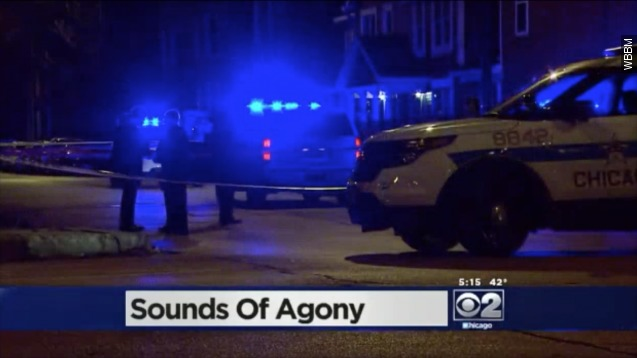 Chicago police fatally shoot 2 people, 1 accidentally
