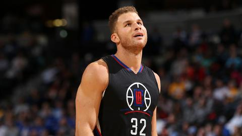 Blake Griffin out at least two weeks with partial quad tear
