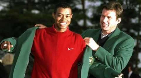 USA TODAY Sports' Christine Brennan on the evolution of Tiger Woods as his 40th birthday nears.