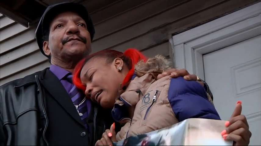 Loved ones mourn neighbor accidentally shot by police