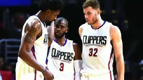 Blake Griffin injury hurts the Clippers' chances