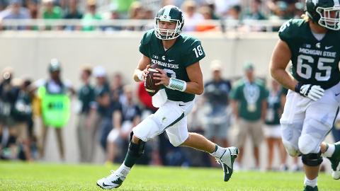 Sports Illustrated's Andy Staples and Brian Hamilton discuss the ridiculous leadership controversy that has hung over Michigan State QB Connor Cook all year, and how he'll prove himself in the 2016 Cotton Bowl.
