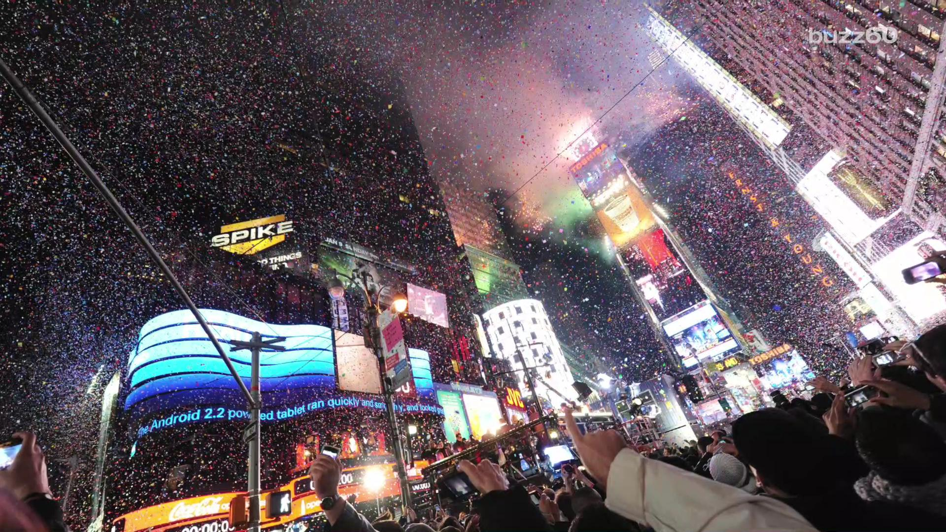 Times Square Restaurants Charging Hundreds For Nye Dinner