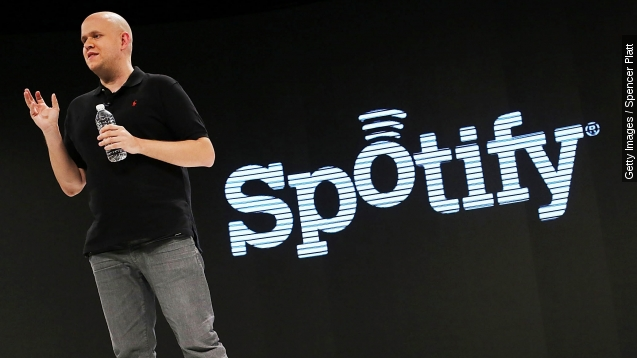 Spotify could face A $150M lawsuit for copyright infringement