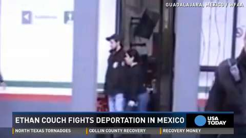 'Affluenza' teen seen outside as mom deported
