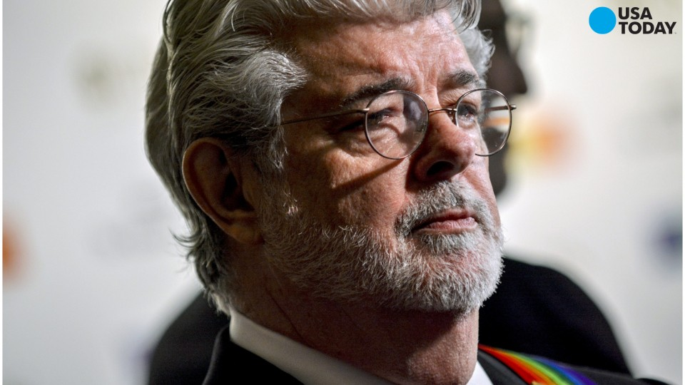 George Lucas not happy with Star Wars VII