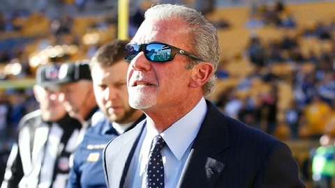 NFL Inside Slant: Disarray with the Indianapolis Colts