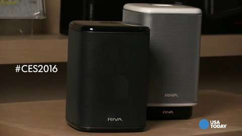 CES 2016 - Riva Audio's wireless speakers