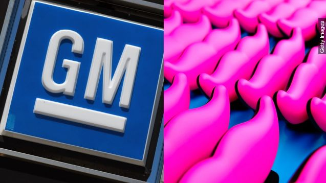 GM, Lyft to develop self-driving cars with $500M partnership